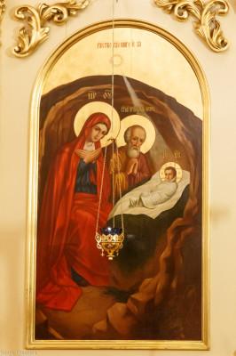 180106 255 Рождество Собор Рождества Христова Омск митр. Владимир (Иким) IMG_4654