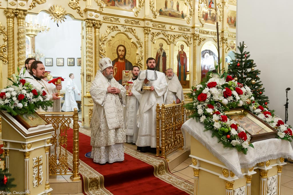 180106 269 Рождество Собор Рождества Христова Омск митр. Владимир (Иким) IMG_4721