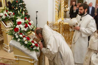 180106 281 Рождество Собор Рождества Христова Омск митр. Владимир (Иким) IMG_4799