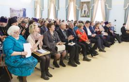 В Омске состоялось пленарное заседание VII Омских областных Рождественских образовательных чтений