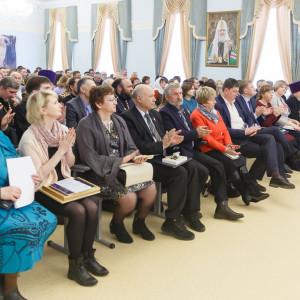 180111 017 Омские областные Рождественские чтенияхмитр. Владимир (Иким) IMG_7190