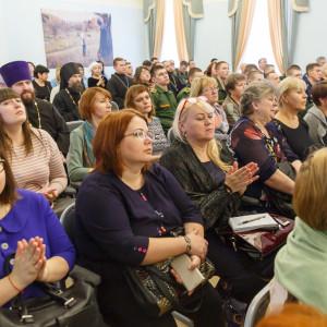 180111 044 Омские областные Рождественские чтенияхмитр. Владимир (Иким) IMG_7291