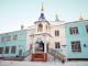 180113 001 Всенощное бдение Храм иконы Знамение Омск митр. Владимир (Иким) 0233