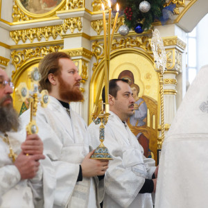 180119 016 Крещение Господа Собор Успения Омск митр. Владимир (Иким) IMG_9125
