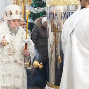 180119 026 Крещение Господа Собор Успения Омск митр. Владимир (Иким) IMG_9193