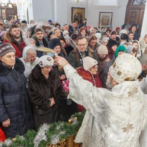 180119 046 Крещение Господа Собор Успения Омск митр. Владимир (Иким) IMG_9293