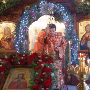 180125 003 Литургия и мероприятия Храм св мц Татианы Омск Владимир (Иким) IMG_0259