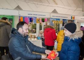 Миссионерская акция на XI Международной православной выставке-ярмарке «Сильвестр Омский – Свет земли сибирской»