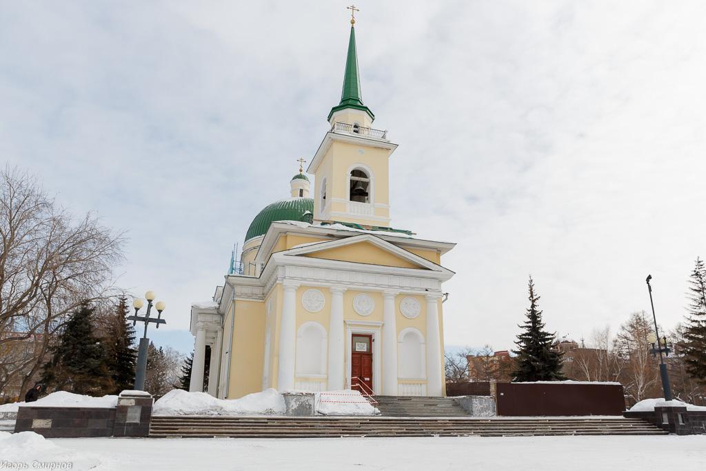 180302 001 Встреча Никольский Казачий Собор Омск IMG_5405