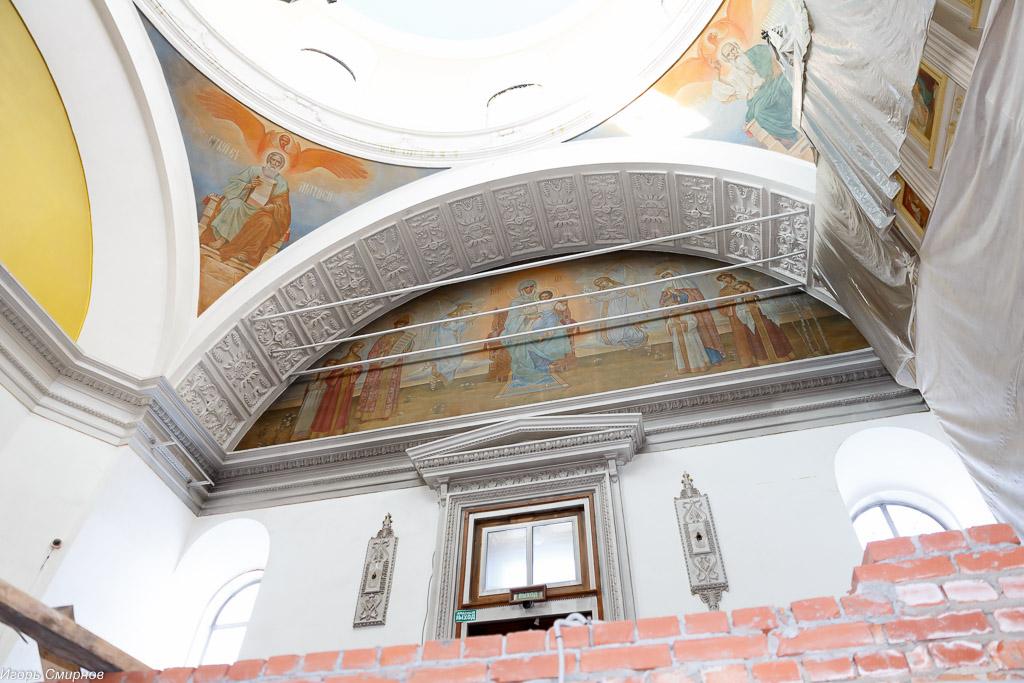 180302 024 Встреча Никольский Казачий Собор Омск IMG_5512