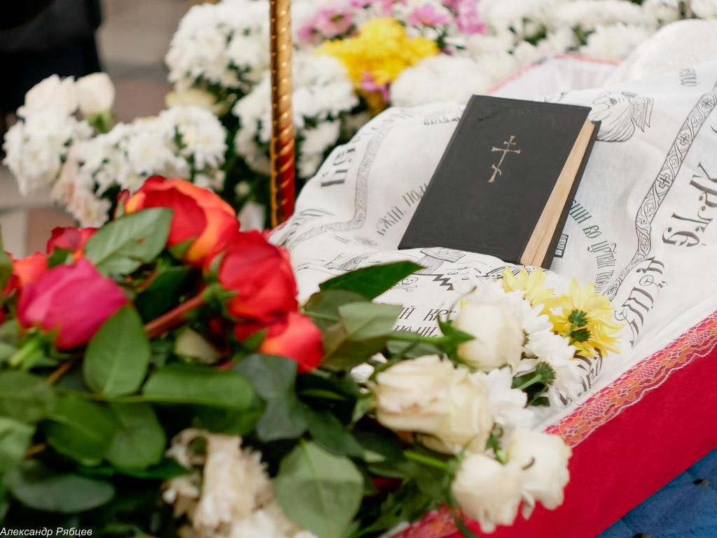 180309 012 Чин отпевания и погребение протоиерея Александра Горбунова Ачаир _1200354