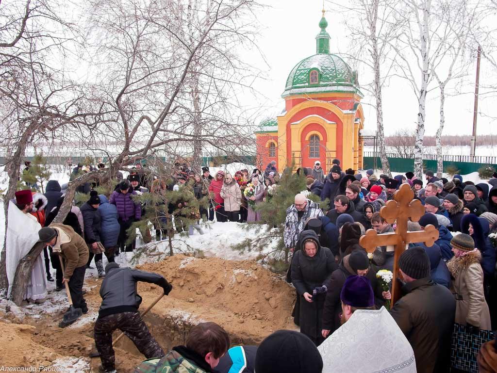 180309 049 Чин отпевания и погребение протоиерея Александра Горбунова Ачаир _1210007