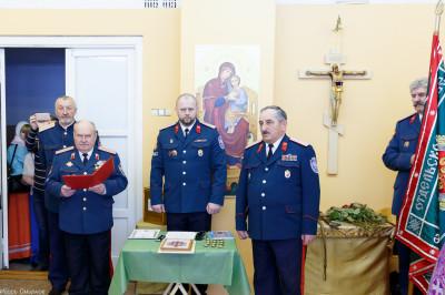 180310 006 Клятва Казачек и Атамана Первый казачий университет Омск IMG_5566