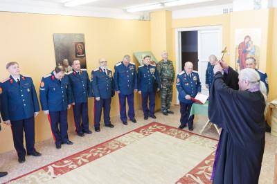 180310 022 Клятва Казачек и Атамана Первый казачий университет Омск IMG_5623