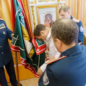 180310 027 Клятва Казачек и Атамана Первый казачий университет Омск IMG_5641