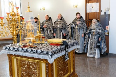 180314 007 Визит в Омск схиархимандрита Илия митр. Владимир (Иким) IMG_5853