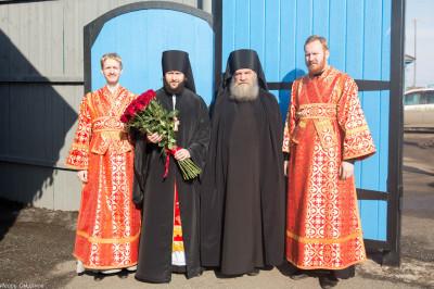 180412 003 Литургия Никольский монастырь Большекулачье митр. Владимир (Иким) IMG_2770