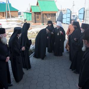 180412 005 Литургия Никольский монастырь Большекулачье митр. Владимир (Иким) IMG_2795