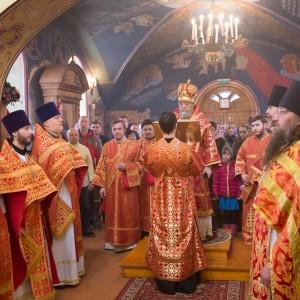 180412 015 Литургия Никольский монастырь Большекулачье митр. Владимир (Иким) IMG_2826