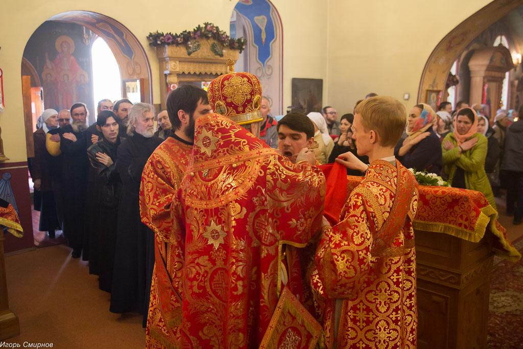 180412 034 Литургия Никольский монастырь Большекулачье митр. Владимир (Иким) IMG_2906
