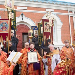 180412 042 Литургия Никольский монастырь Большекулачье митр. Владимир (Иким) IMG_2931