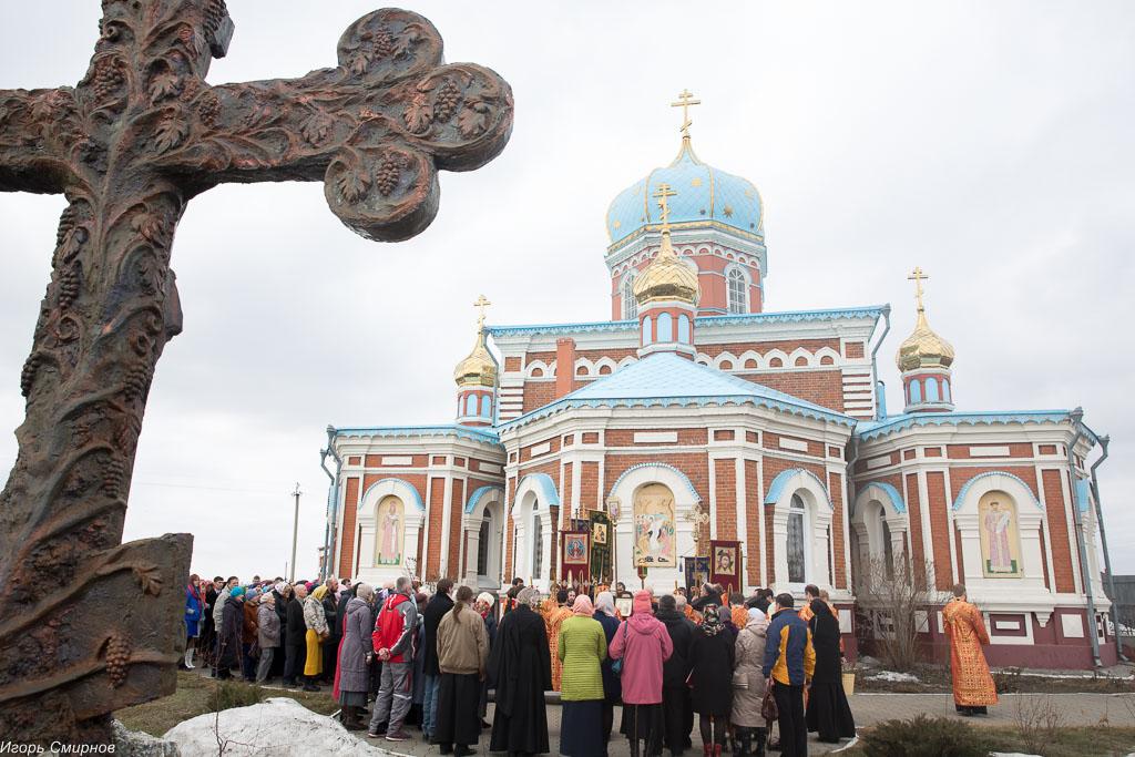 180412 044 Литургия Никольский монастырь Большекулачье митр. Владимир (Иким) IMG_2941