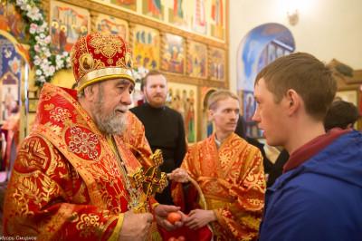 180412 072 Литургия Никольский монастырь Большекулачье митр. Владимир (Иким) IMG_3040