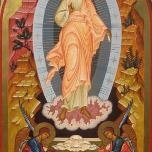 Воскресение Христьово икона-1