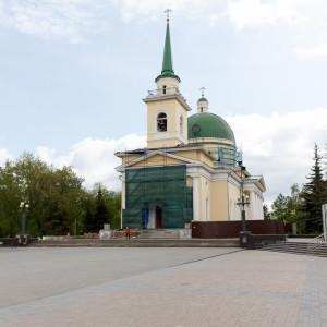 180603 002 Панихида Никольский Казачий Собор Омск IMG_1665