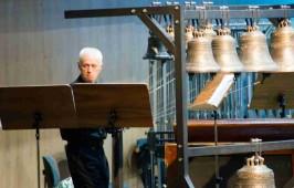 Состоялся концерт симфонического оркестра совместно с передвижной звонницей