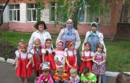 """В БОУ """"Детский сад № 349″ прошли несколько мероприятий в рамках проекта «Святые и святыни земли Омской»"""