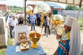 180726 030 Освящение куполов Неупиваемая чаша Омск митр. Владимир (Иким) IMG_6909