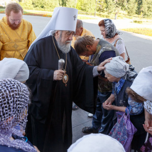 180728 005 День крещения Руси Собор Успения Омск митр. Владимир (Иким) IMG_7554