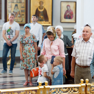 180728 020 День крещения Руси Собор Успения Омск митр. Владимир (Иким) IMG_7621