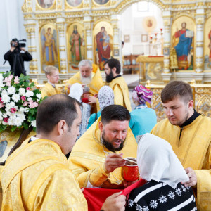 180728 038 День крещения Руси Собор Успения Омск митр. Владимир (Иким) IMG_7683