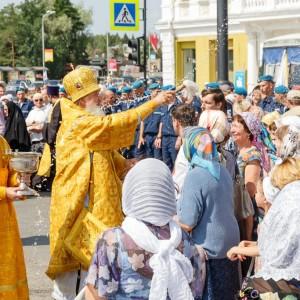 180729 102 Крестный ход Собор Успения Омск митр. Владимир (Иким) IMG_8260