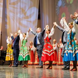 180803 248 Филармония поздравления Омск митр. Владимир (Иким) IMG_9495