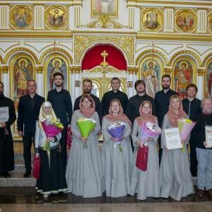 180909 201 Фестиваль певческого искусства Воскресенский Собор Омск P1040714