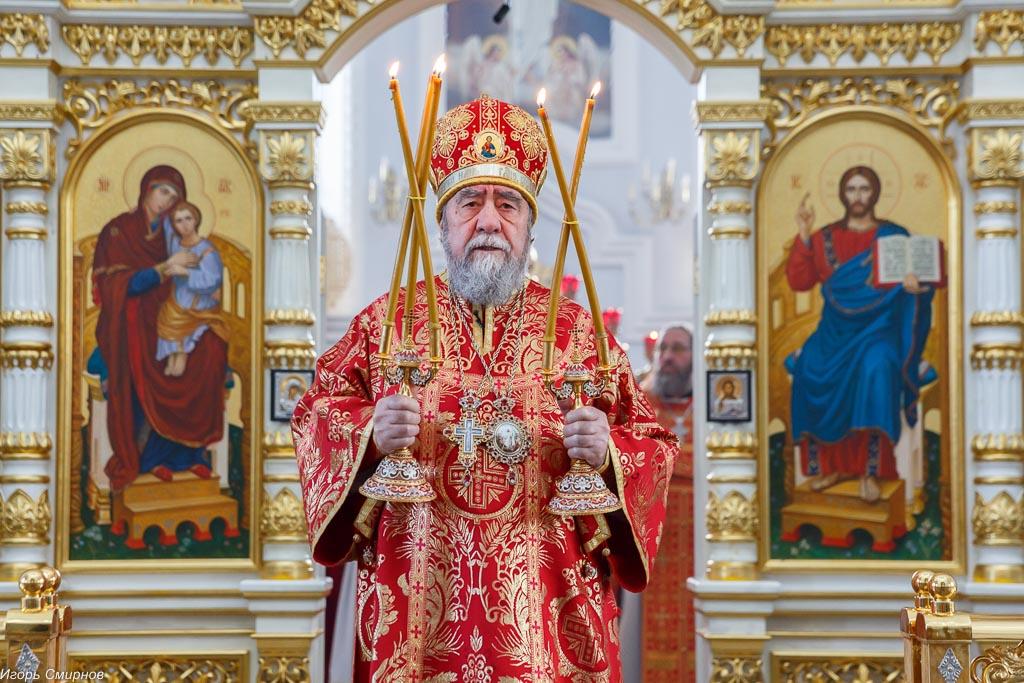 180911 024 Креститель Иоанн Предтечи Собор Успения Омск митр. Владимир (Иким) IMG_2438