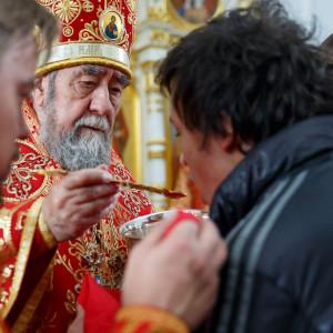 180911 035 Креститель Иоанн Предтечи Собор Успения Омск митр. Владимир (Иким) IMG_2463