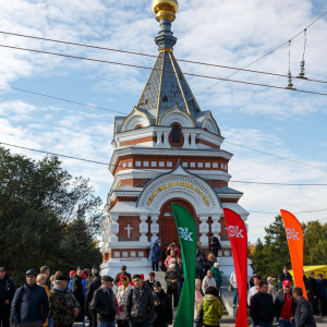 181003 202 Открытие Юбилейного моста Омск митр. Владимир (Иким) IMG_2960