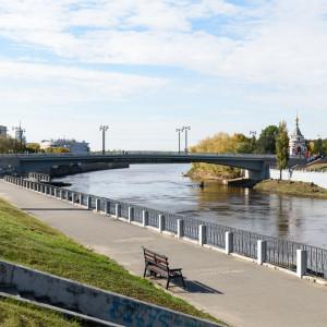 181003 242 Открытие Юбилейного моста Омск митр. Владимир (Иким) SIB_1713