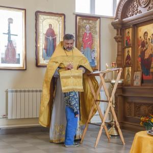 181009 017 Литургия Омская духовная семинария митр. Владимир (Иким) IMG_3587