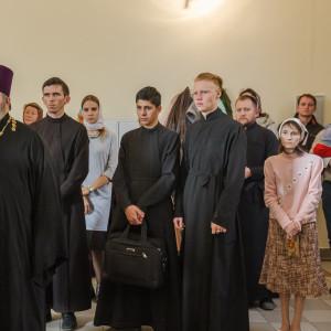 181009 031 Литургия Омская духовная семинария митр. Владимир (Иким) IMG_3647