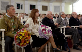 Состоялся концерт «Россия-Италия: с любовью в сердце…»