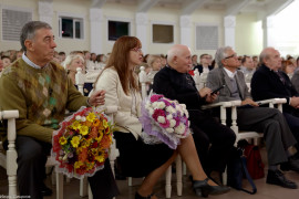181015 257 Концерт русской и итальянской музыки Омск митр. Владимир (Иким) IMG_8493