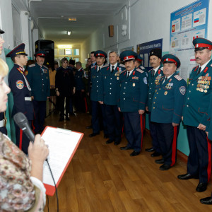 181025 015 открытие музея Кадетская школа-интернат №9 Омск IMG_8931
