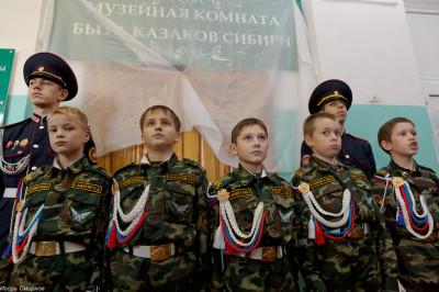 181025 017 открытие музея Кадетская школа-интернат №9 Омск IMG_8934