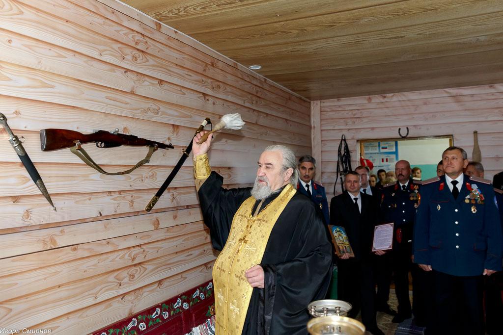 181025 031 открытие музея Кадетская школа-интернат №9 Омск IMG_8967
