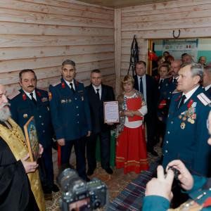 181025 036 открытие музея Кадетская школа-интернат №9 Омск IMG_8981